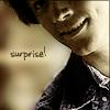 Elle: Surprise!