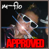 M-flo approved!