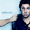james tiberius kirk: Scrubs//Zach Braff