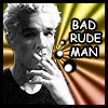 Bad Rude Man by noaluvjames