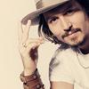 Lexeralus: Johnny Depp Tip My Hat
