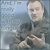 rodney's good tongue