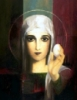 Mary Magdalene with egg