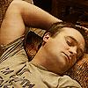 Lerah: sleeping Rodney by HSapians
