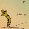 Sky: [little prince] falling