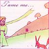 Sky: [little prince] tame me