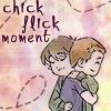 couchqueen: chick flick moment