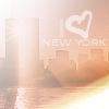 I love NY skyline  <3