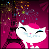 french kitty