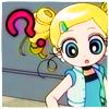 Bigaku, confused, Bubbles, Miyako, PPGZ