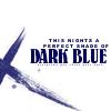 dark blue.