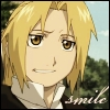 Edward Elric: smile