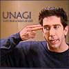 Friends: unagi