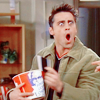 friends/ joey - oooh!