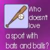 sports, baseball, bats and balls