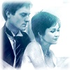 Doctor Who: Tegan/Turlough blue