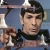 Spock - 3D chess is a metaphor for life