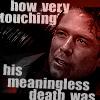 wesley's dead