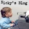 New blog icon