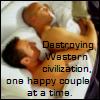 One Happy Couple