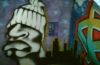 Somebody: Graffity