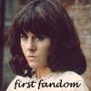 One Whose Honesty is Stronger Than Her Fear: firstfan