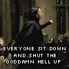 pissed off snape