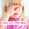 JR: odio la vida real