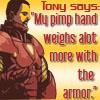 Jobs, baby, Jobs!: Tony Pimp