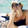 Brit giving finger