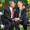 Bush and Bill in Love