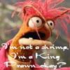 I'm a King Prawn Okay?