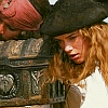 Elizabeth posting in Pirates of the Caribbean: DMC Alternative