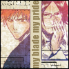One midnight gone...: Ishida/Ichigo blade pride