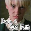 Stephanie: HP-Draco-dragon of bad faith