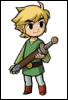 for the kids, Little Link