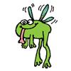 The Angel of Vengeance: Frog Fairy