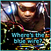 arliss: blue wire?