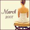 March 2007 Weddings