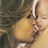 baby/kiss
