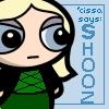 Cissa says Shoooz