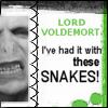 voldie snakes