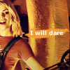 Doctor Who - Rose // rose will dare