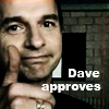 dave approves