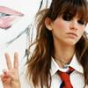 schoolgirl peace