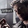 Sarah :): SPN--Dean brilliant.