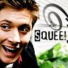 Sarah :): SPN--Dean SQUEE!