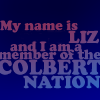 colbert nation member