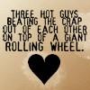 x_giselle_x: Big Wheel