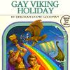 Angelina Ballerina: Book - Gay Viking Holiday